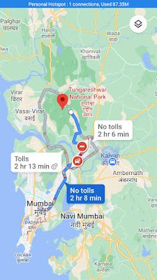 Tungareshwar Jungle Trek