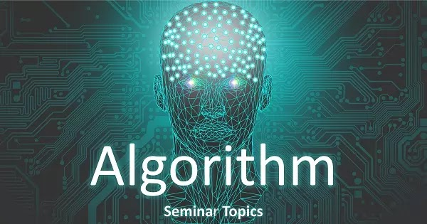 seminar topics on algorithm computer science