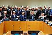 Pushidrosal Perkuat Tim Nasional Landas Kontinen Indonesia Ajukan Perluasan Landas Kontinen Kawasan Utara Papua di PBB