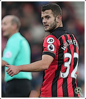 Bournemouth Cherries Wilshere