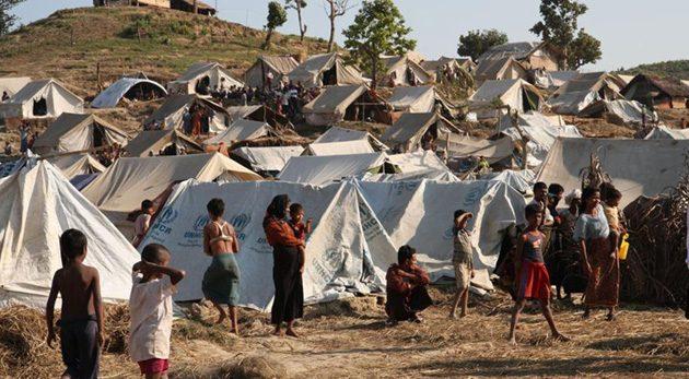 Amnesty Desak Dunia Tekan Myanmar Soal Rohingya