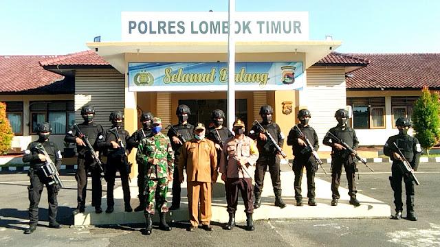 Team PUMA Polres Lotim Siap Berantas Kriminal