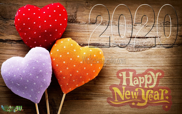 New Year 2020 HD Love Desktop Background Images Download Free