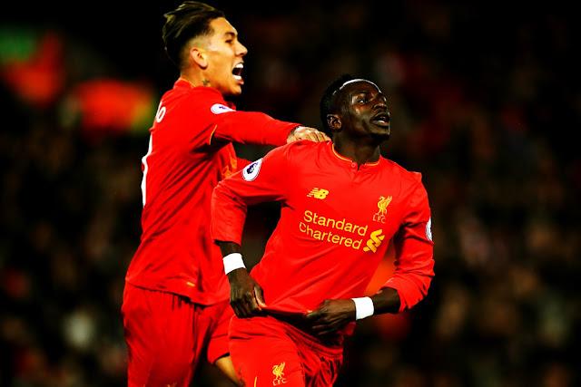 Vitória Liverpool sobre Tottenham