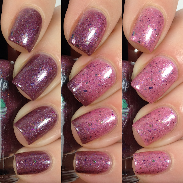 All Mixed Up Lacquer-Underwater Treasures