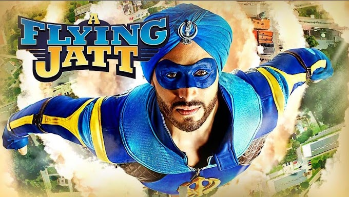 A Flying Jatt Full Movie