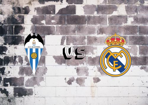Alcoyano vs Real Madrid  Resumen y Partido Completo