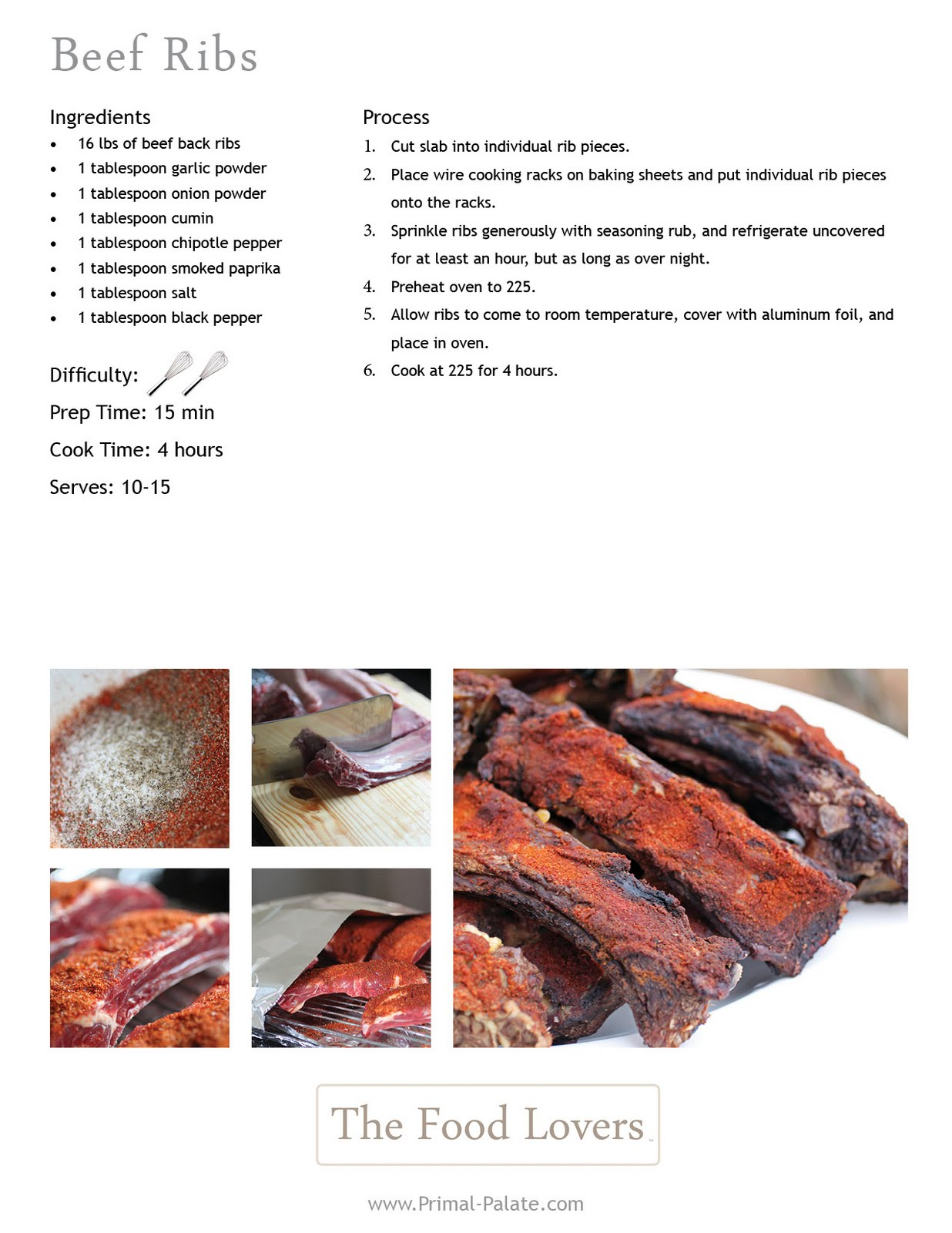 how to cook beef back ribs in the oven fast