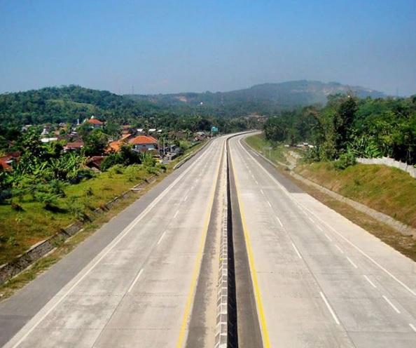 Ruas Jalan Tol Purwokerto - Purbalingga