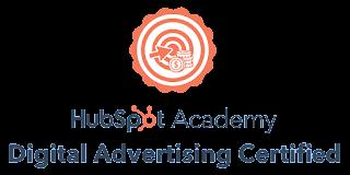 Digital Advertising Certified, 2021-2022