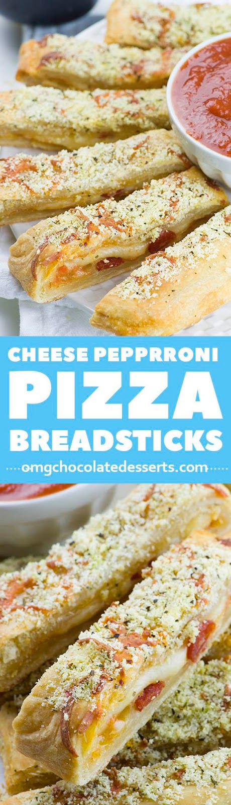 ★★★★☆ 7561 ratings   Easy Cheesy Pizza Breadsticks #HEALTHYFOOD #EASYRECIPES #DINNER #LAUCH #DELICIOUS #EASY #HOLIDAYS #RECIPE #Easy #Cheesy #Pizza #Breadsticks