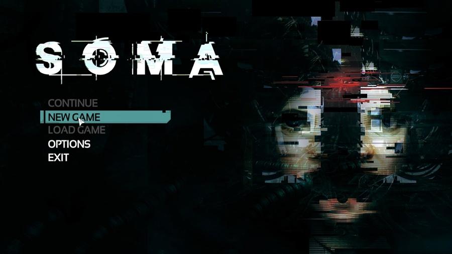 SOMA Game Download Poster