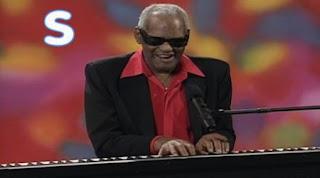 Ray Charles sings The Alphabet Song. Sesame Street Alphabet Songs