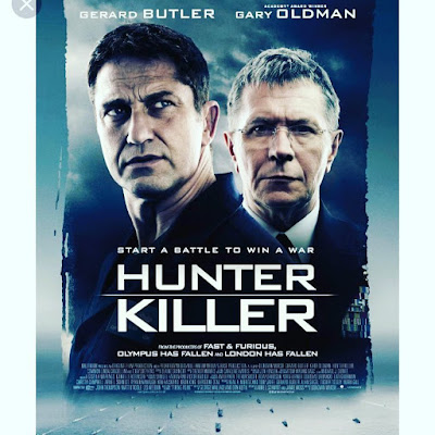 Hunter Killer, submarinos, rusos, americanos,