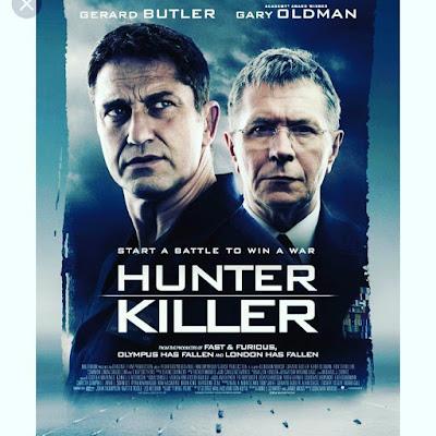 Hunter Killer, submarinos, rusos, americanos,