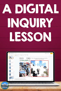 Puzzling History - A Digital Inquiry Lesson