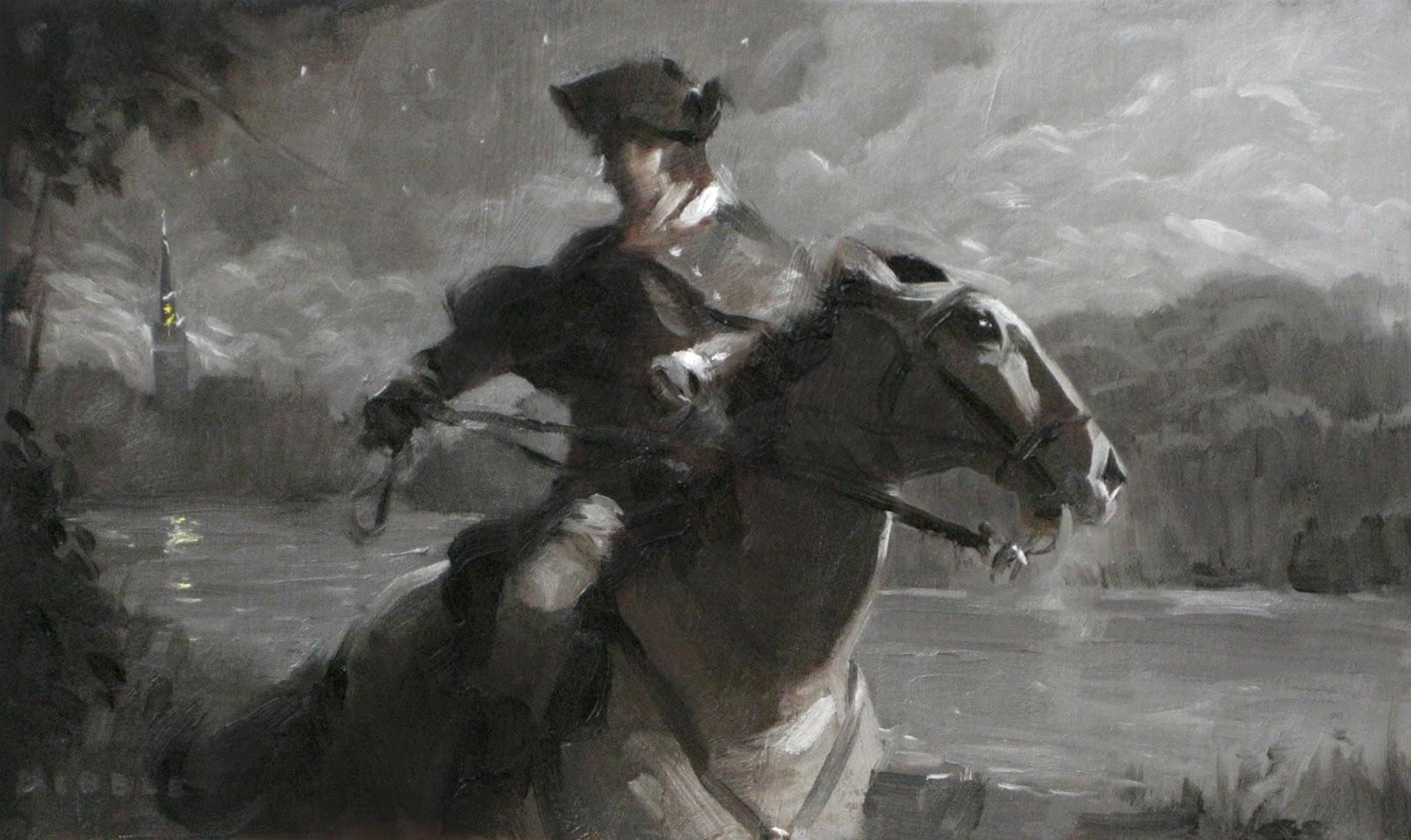 The Blog Of Dibbleart Paul Revere