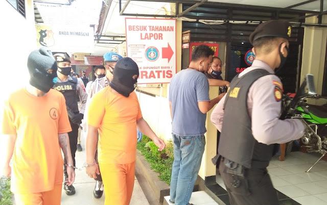 Pengedar Narkoba Diciduk Polisi di Alfamart Bukateja