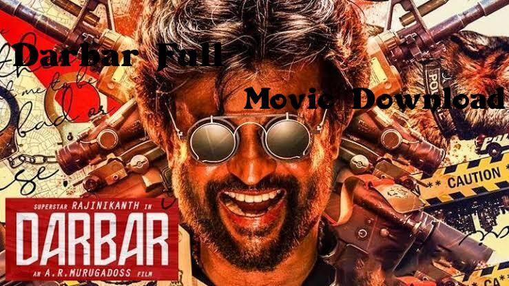 Darbar Full Movie Download In Tamil and Multi Language.