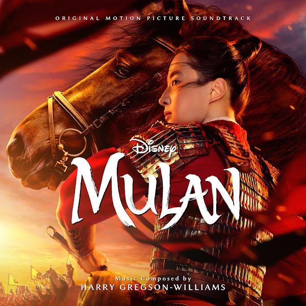 mulan 2020 soundtrack harry gregson-williams alternate cover