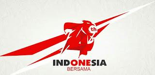 Kumpulan Logo HUT Kemerdekaan RI Ke - 74 TH