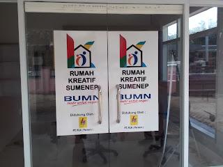 Rumah Kreatif BUMN Sumenep Madura