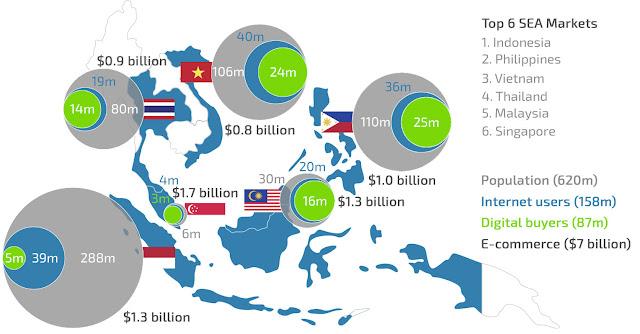 Petinggi ASEAN Sepakat Akan Buat Perjanjian E-Commerce