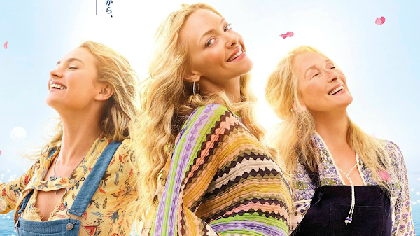 Movie Review: 'Mamma Mia! Here We Go Again' (2018)