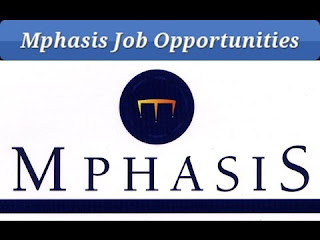 Mega Walkin Interview at Mphasis: Freshers 13th to 22nd December