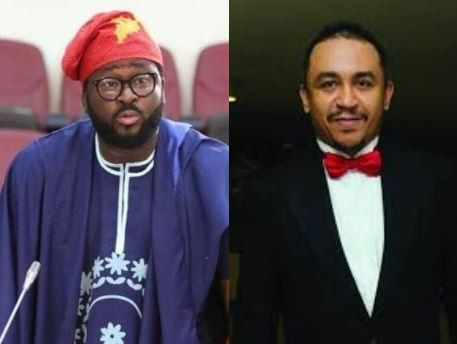 Why Make Nollywood To Be Hollywood Standards - Daddy Freeze Tells Desmond Elliot