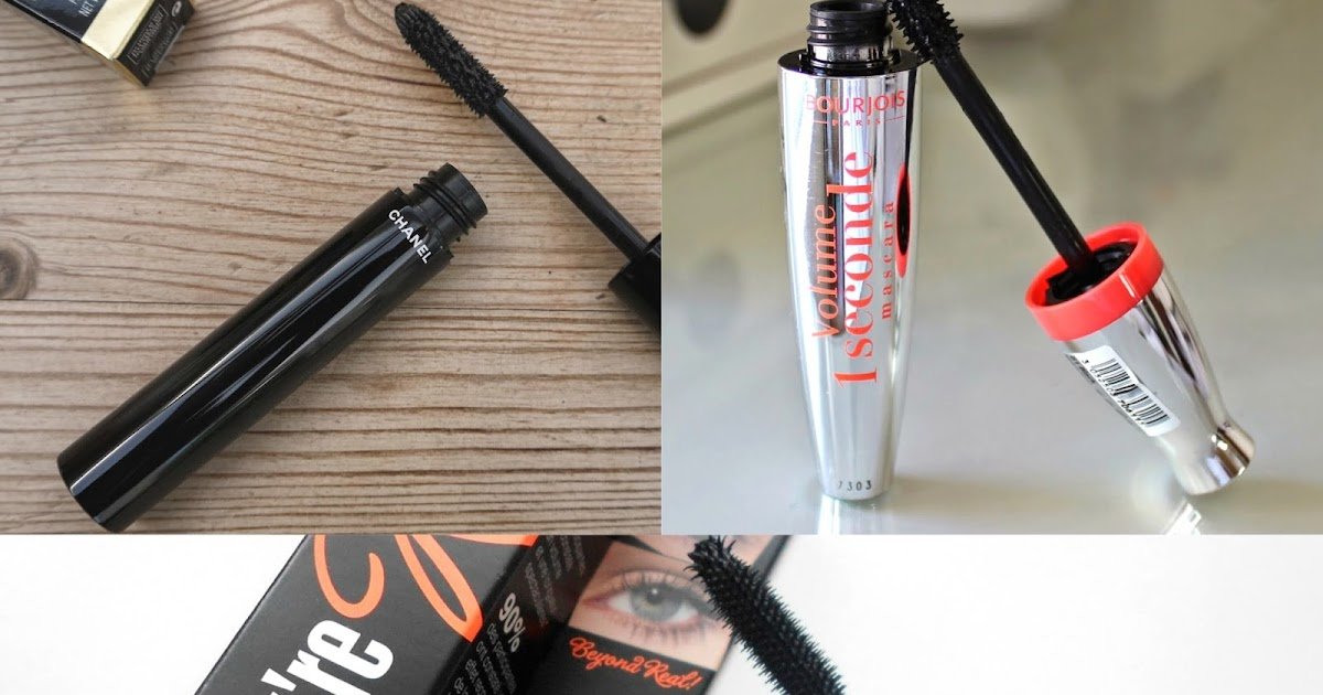 8d4fe088093 BEAUTY & LE CHIC: My Ultimate TOP 3: Volumising Mascaras