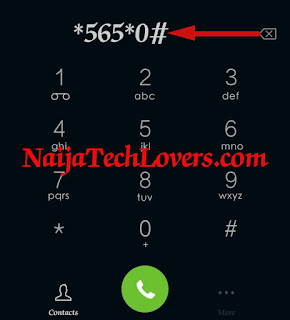 code to check bvn on phone
