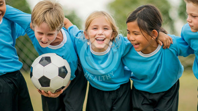 How to limit children's injuries to sport