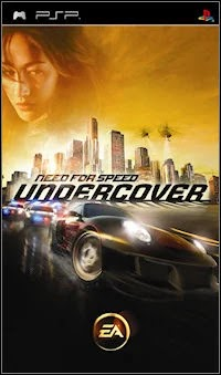 Need for Speed Undercover [PSP -EUR] Español [MEGA]