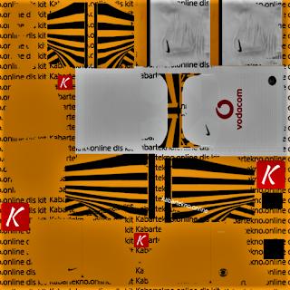 Kaizer Chiefs 512 x 512 Away Kit