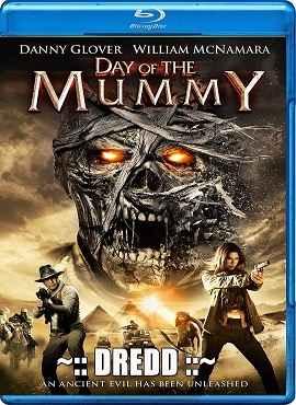 Day Of The Mummy (2014) Hindi Dual Audio 720p BluRay 970MB