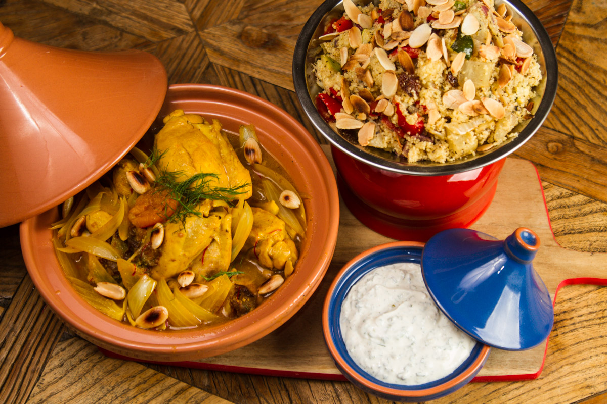 Hungry planet morocco on a plate a cookbook review the famous paula wolfert the madame of moroccan cuisine stated in her book the food of morocco that the seductions of moroccan cuisine did not creep up forumfinder Image collections
