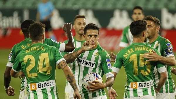 El Betis suma un gran punto ante el líder (1-1)