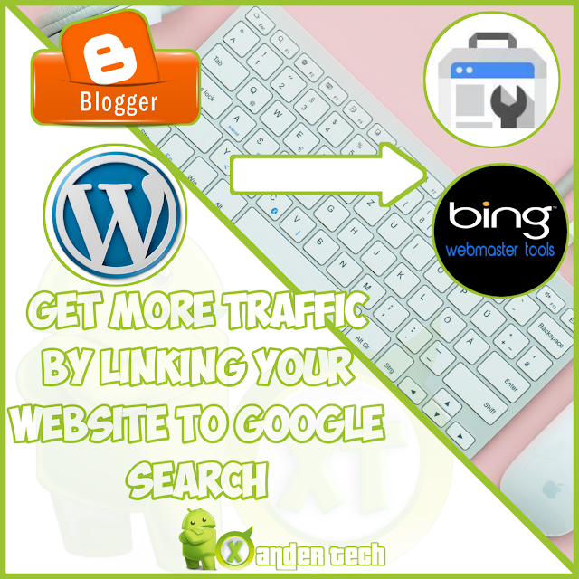 How to add your website to Google Search Console and Bing webmaster tools