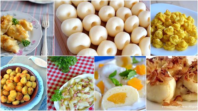 Co zrobić z ugotowanych ziemniaków?