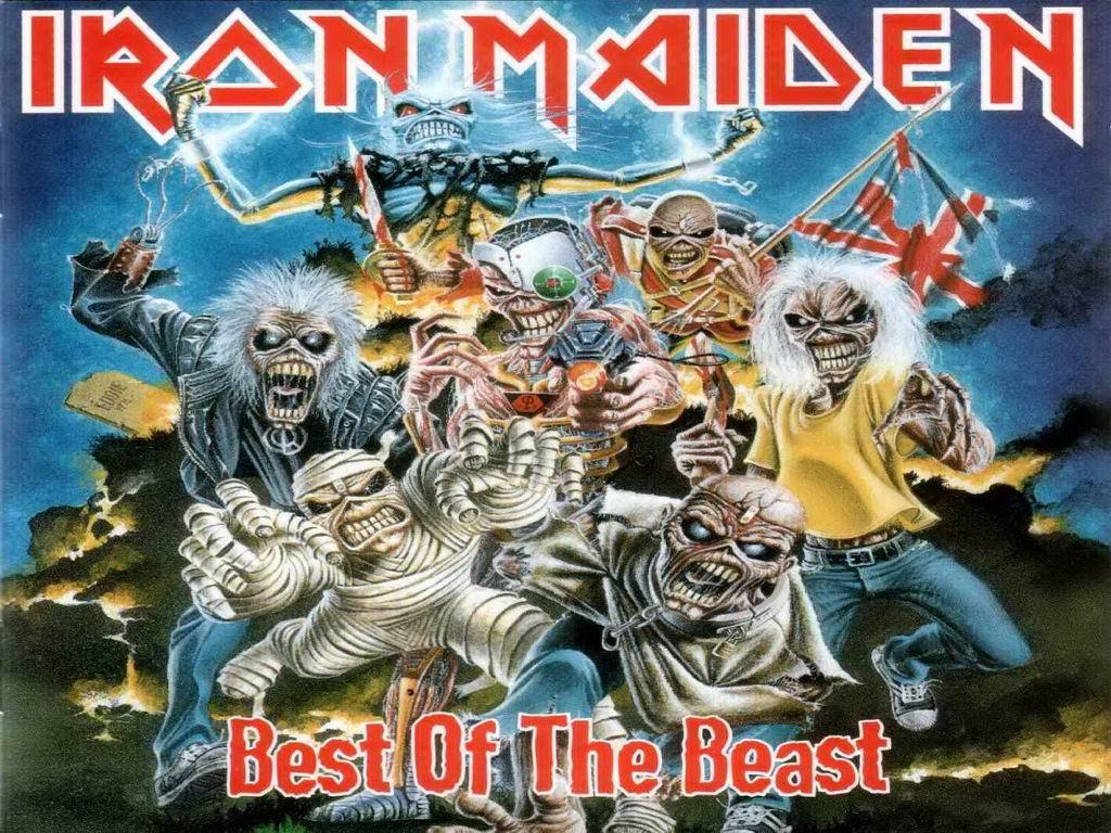 Chord Studio Iron Maiden Wallpapers