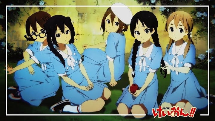 K-ON! The Movie BD Subtitle Indonesia
