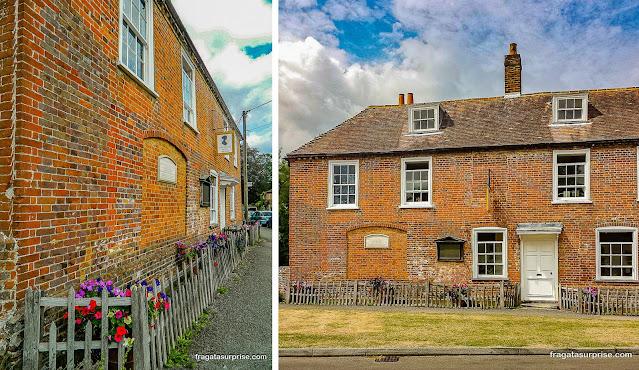 Museu Casa de Jane Austen, Inglaterra