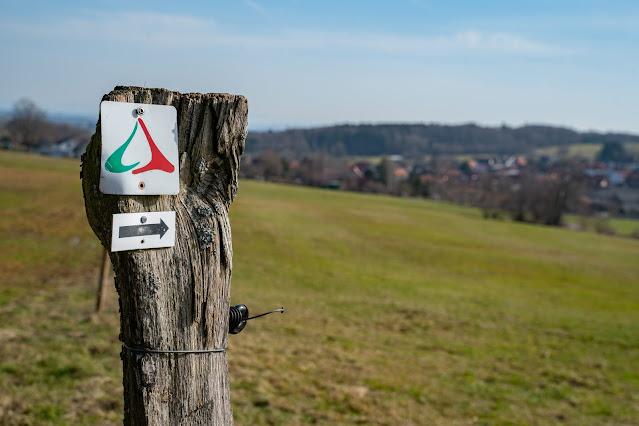Felsentour Herbstein | Extratour Vogelsberg | Wandern in Hessen 20