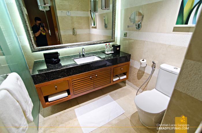 Marriott Manila Deluxe Room
