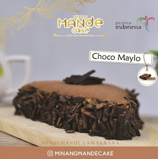 Review Minang Mande Cake by Rossa Varian Rasa dan Harga Terbaru