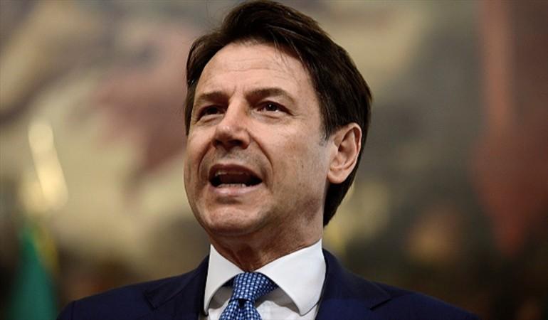 Giuseppe Conte renuncia a su cargo como primer ministro de Italia