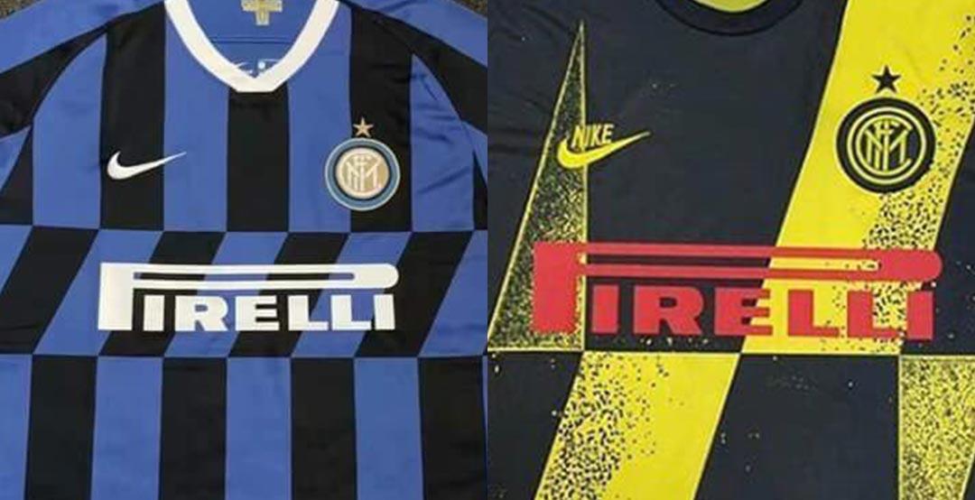 big sale 7f886 32479 Nike Inter Milan 19-20 Home & Pre-Match Kits Leaked - Footy ...
