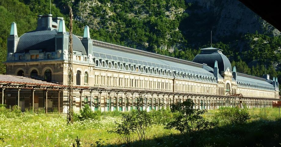 Deserted Places The Abandoned Canfranc International