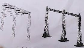 محطات نقل الكهرباء ومكوناتها